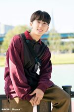 Changbin Naver x Dispatch (2)