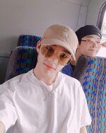 Hyunjin and I.N IG Update 180713