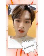 Lee Know IG Update 20200319 (1)