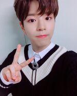Seungmin IG Update 181110 (2)