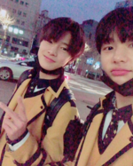 Hyunjin and I.N IG Update 180314