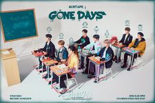 Stray Kids Mixtape Gone Days Promo Picture (2)