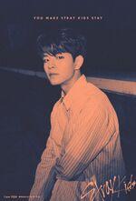 Seungmin I Am You promo 2