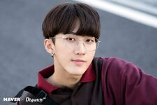 Changbin Naver x Dispatch (1)