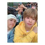 Seungmin Han Hyunjin IG Update 20200221