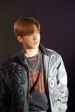 Changbin SKZ2020 Jacket Shooting Behind (1)