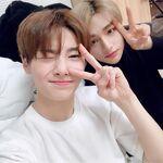 I.N Hyunjin IG Update 20190109 (4)