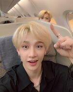 Bang Chan Felix IG Update 20190219
