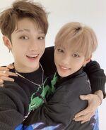 Bang Chan Felix IG Update 20200120