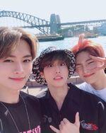 Han Lee Know I.N IG Update 20190914