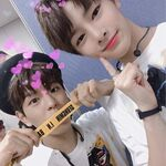 I.N and Seungmin IG Update 180826 (2)