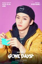 Lee Know Mixtape Gone Days Promo Picture (1)