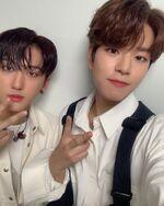 Seungmin Changbin IG Update 20191012 (2)