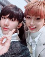 Felix and Changbin IG Update 181101