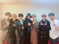 JB Yugyeom Felix Woojin Hyunjin Lee Know I.N IG Update 20190306