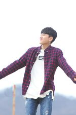 Changbin Grow Up Video Shooting Behind (2)