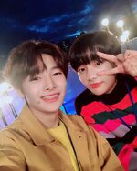 Hyunjin and I.N IG Update 181007 3