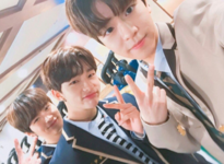 Seungmin, Hyunjin and Lee Know IG Update 180130