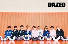 Stray Kids Dazed Korea February 2019 (1)