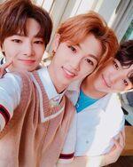 Felix, I.N and Woojin IG Update 181105