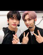 Felix Hyunjin IG Update 20191112