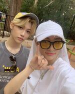 Hyunjin Felix IG Update 20190406 (1)