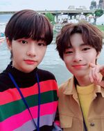 Hyunjin and I.N IG Update 181007 1