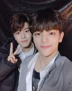 Woojin and Seungmin IG Update 181026 (1)