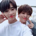 Hyunjin and I.N IG Update 181002 (2)