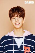 Seungmin Dazed Korea February 2019