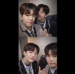 Seungmin and Hyunjin IG Update 180131 (1)