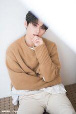 Lee Know Naver x Dispatch December 2019 (5)