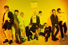 Stray Kids Clé 2 Yellow Wood Promo Picture (2)