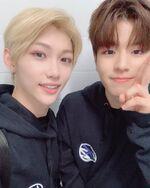 Seungmin Felix IG Update 20190221
