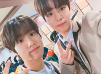 Seungmin and Han IG Update 180130