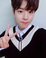 Seungmin IG Update 181110 (1)