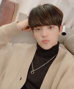 Woojin IG Update 20180122 (2)
