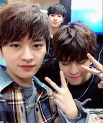 Lee Know, Seungmin and I.N IG Update 180110