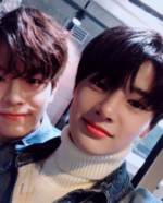 I.N and Seungmin IG Update 180129