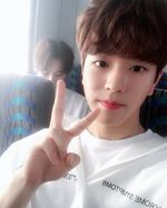 Seungmin and Lee Know IG Update 180715