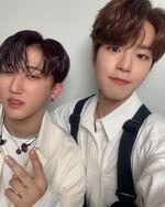Seungmin Changbin IG Update 20191012 (1)