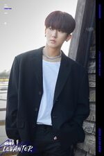 Changbin Clé Levanter Promo Picture (1)