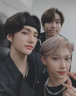 Hyunjin Han Felix IG Update 20190826