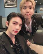 Hyunjin Han IG Update 20200217