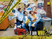 I am WHO Lee Know, Changbin, & Seungmin Teaser