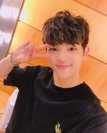 Woojin IG Update 180805 (2)