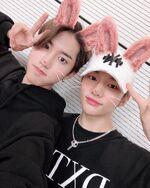 Han Hyunjin IG Update 20190320 (1)