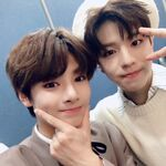 I.N and Seungmin IG Update 181202 (1)