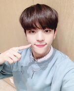 Woojin IG Update 181209 (2)