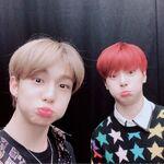 Hyunjin I.N IG Update 20190320